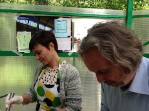 Planspieltag in Moskau – drei starke Partner mit einer Mission