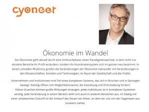 cyoneer ist neuer Partner der HBS Berlin